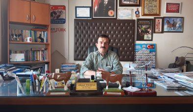 Uşak Damızlık Sığır Yetiştiricileri Birliği Başkanı Ahmet Yılmaz Aday Olduğunu Açıkladı