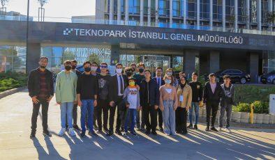 GELECEĞİN MÜHENDİSLERİ TEKNOPARK'A ÇIKARMA YAPTI