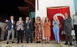 Vali Funda Kocabıyık, Antalya'da Yörüklerle Bir Araya Geldi